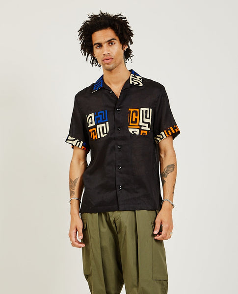 MONITALY Vacation Shirt Black