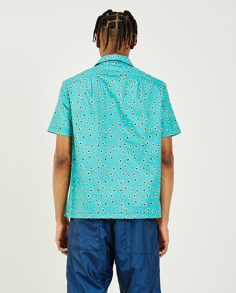 MONITALY-Vacation Shirt Green-Men Shirts-{option1]