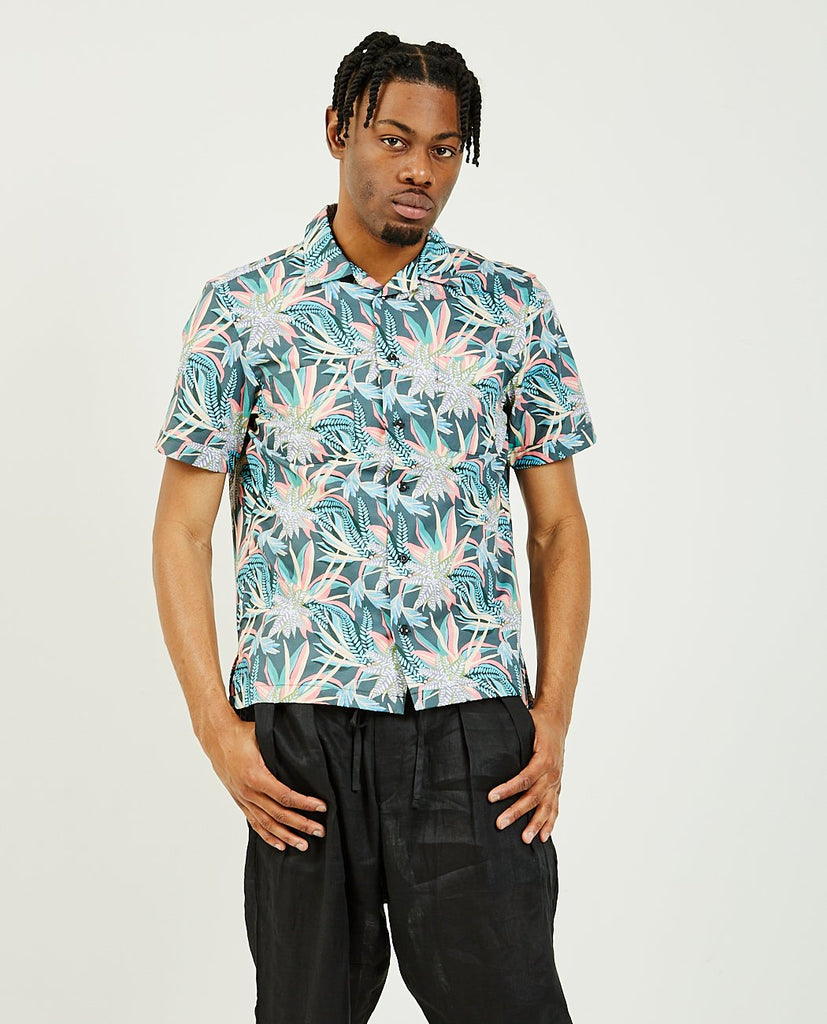 Vacation Shirt Jungle-MONITALY-American Rag Cie