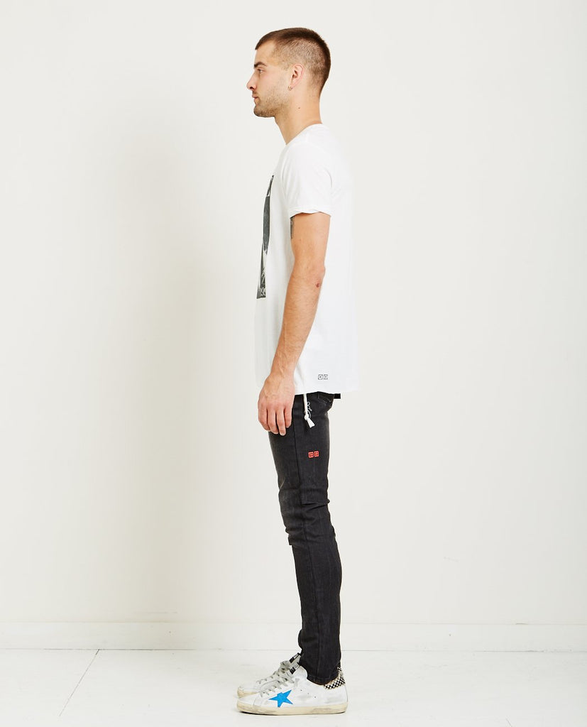 KSUBI-VAGUE TEE WHITE-Men Tees + Tanks-{option1]