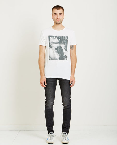 KSUBI VAGUE TEE WHITE
