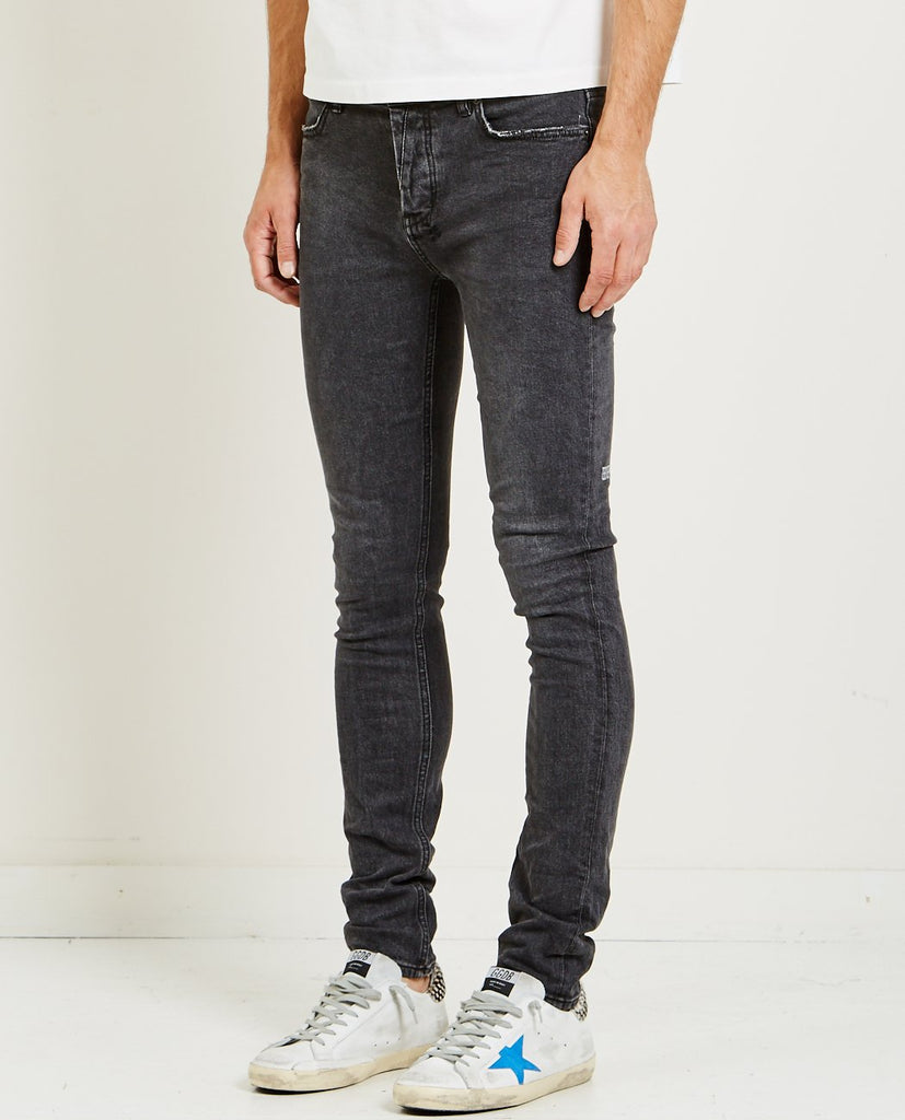 KSUBI-VAN WINKLE JEAN SMOKE BLACK-Men Skinny-{option1]