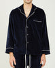 LES TIEN-VELOUR LOUNGE SHIRT-Men Shirts-{option1]