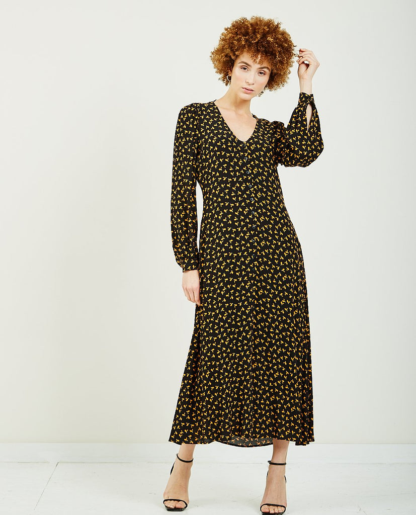 Veneda Maxi Dress-JUST FEMALE-American Rag Cie