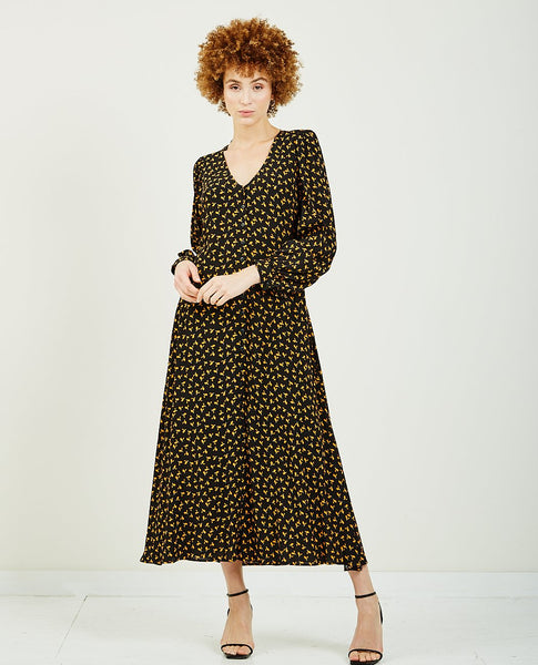 JUST FEMALE Veneda Maxi Dress