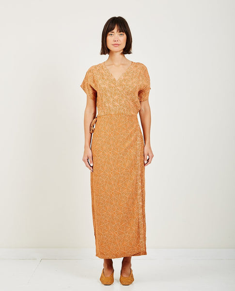 SAINT HELENA VERONA WRAP DRESS