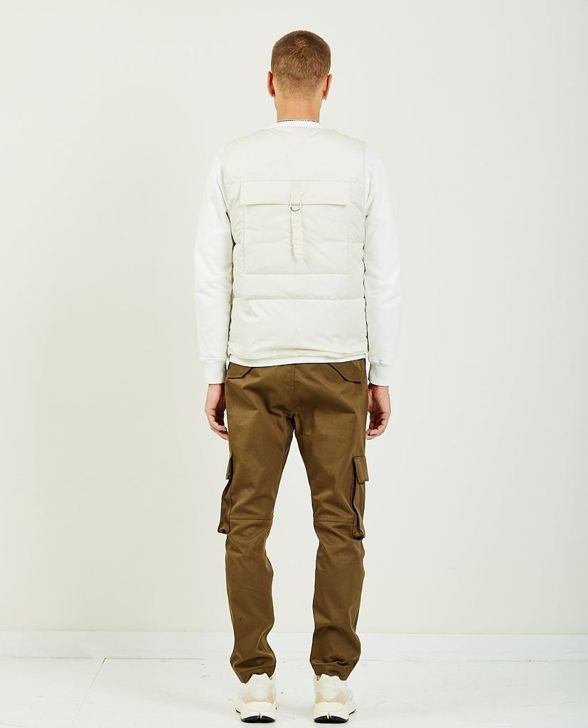 IH NOM UH NIT-Vest With Patch-Men Coats + Jackets-{option1]
