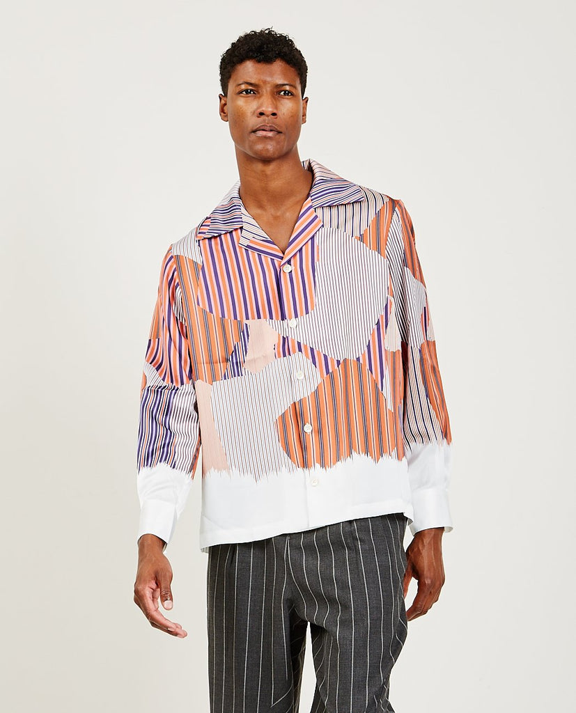 NE-SENSE-Vice Cuban Collar-Men Shirts-{option1]