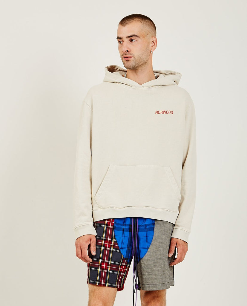 NORWOOD CHAPTERS-Vintage Paper Hoodie-Men Sweaters + Sweatshirts-{option1]