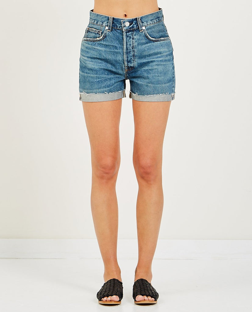 CQY-Vinyl Short Charming-Women Shorts-{option1]