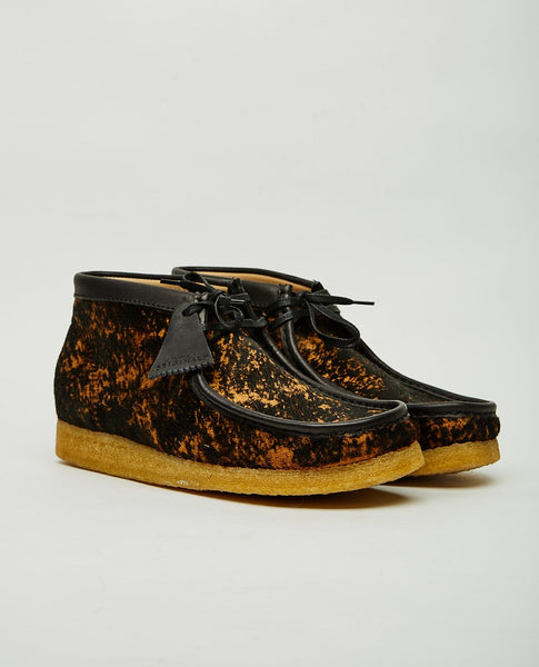 CLARKS ORIGINALS WALLABEE BOOT TORTOISE