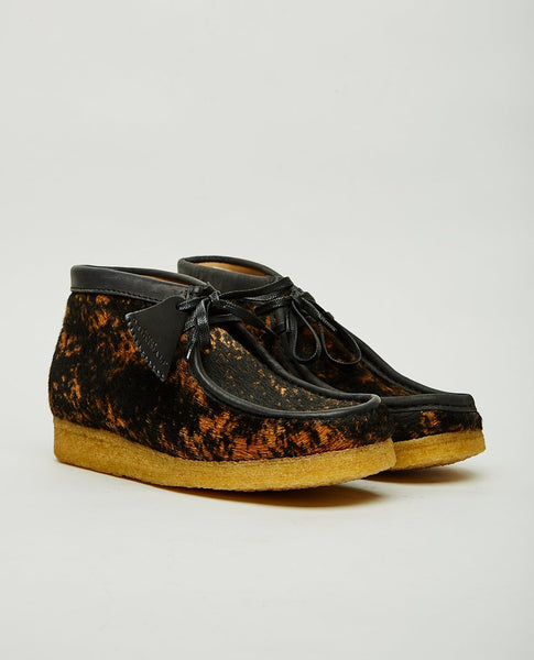 CLARKS ORIGINALS Wallabee Boot Tortoiseshell