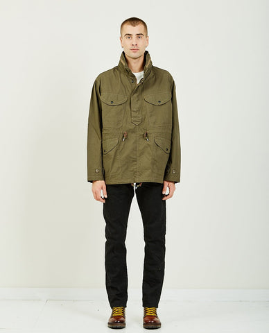 STUSSY BIG STOCK MOCK SHIRT