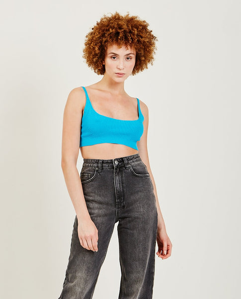 PALOMA WOOL Waloma Knitted Crop Top