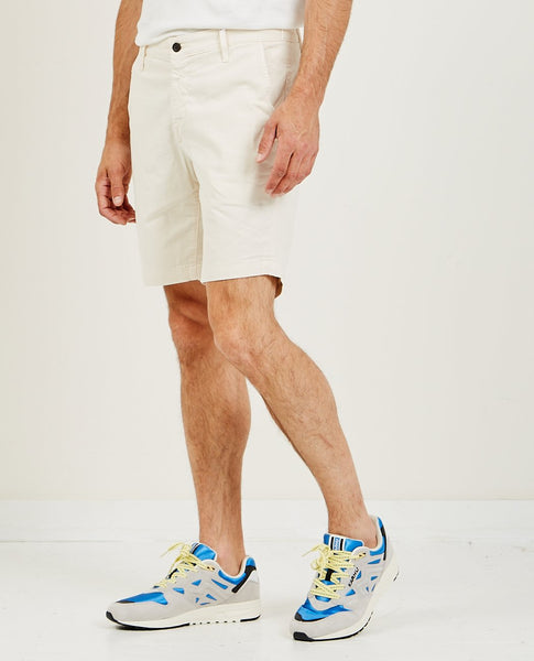 AG JEANS Wanderer Short Cream