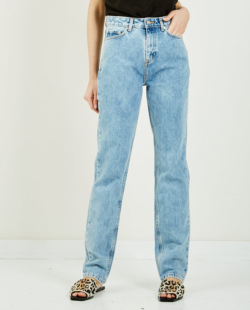 Washed Denim-GANNI-American Rag Cie