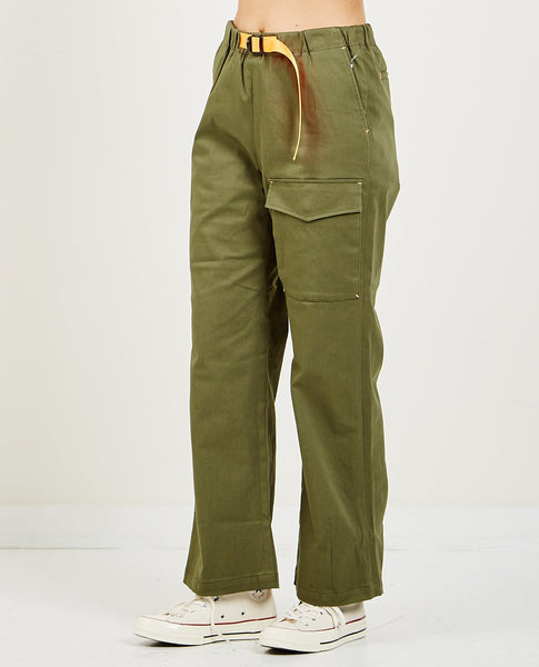 NEUL WEBBING BELT PANTS