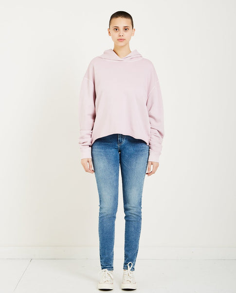 LEVI'S: MADE & CRAFTED WEEKEND HOODIE KEEPSAKE LILAC
