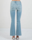 MOTHER-WEEKENDER FRAY SWIMMING POOL SUNDAY-Women Bootcut-{option1]
