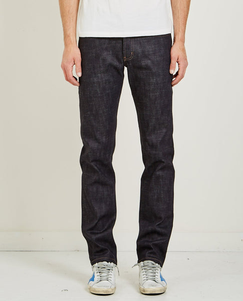 NAKED & FAMOUS WEIRD GUY JEAN 11OZ SLUB STRETCH SELVEDGE
