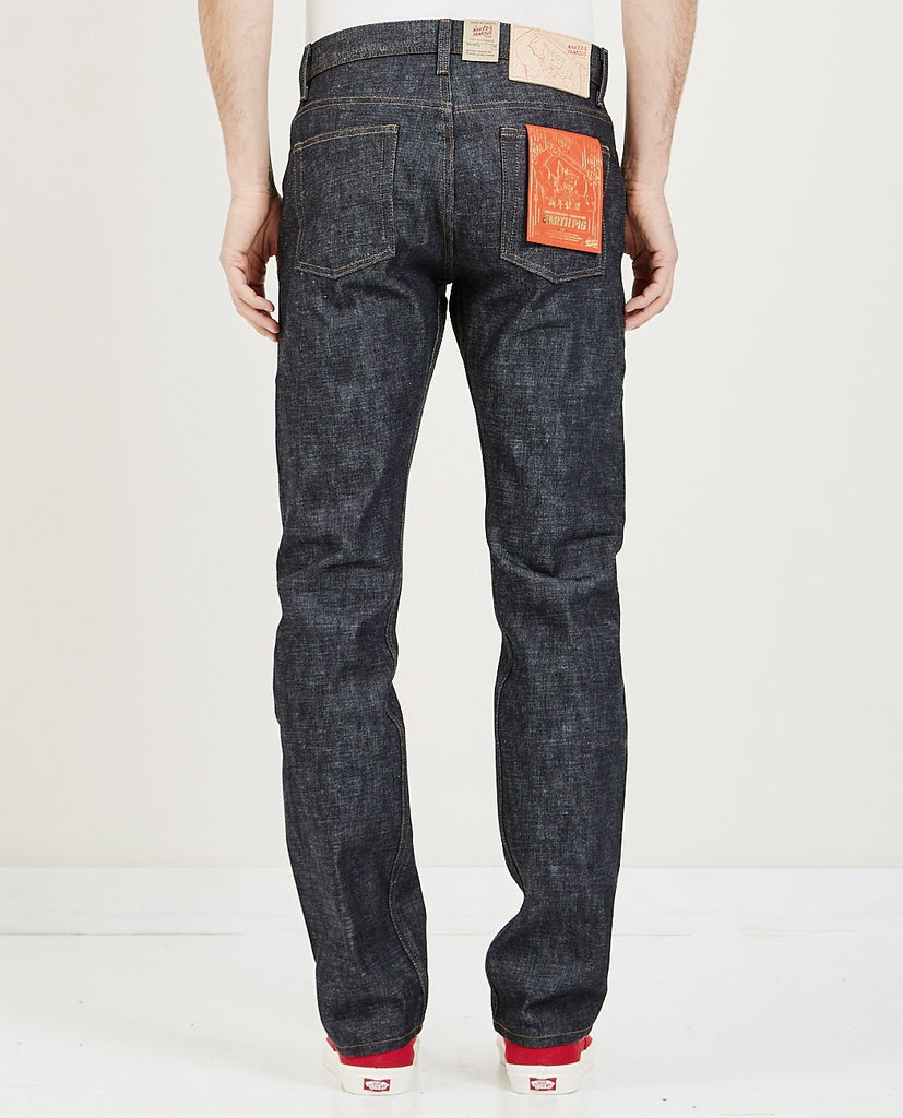 NAKED & FAMOUS-WEIRD GUY JEAN CHINESE NEW YEAR - EARTH PIG-Men Straight-{option1]