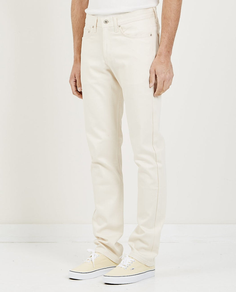 NAKED & FAMOUS-WEIRD GUY JEAN NATURAL SEED DENIM-Men Straight-{option1]