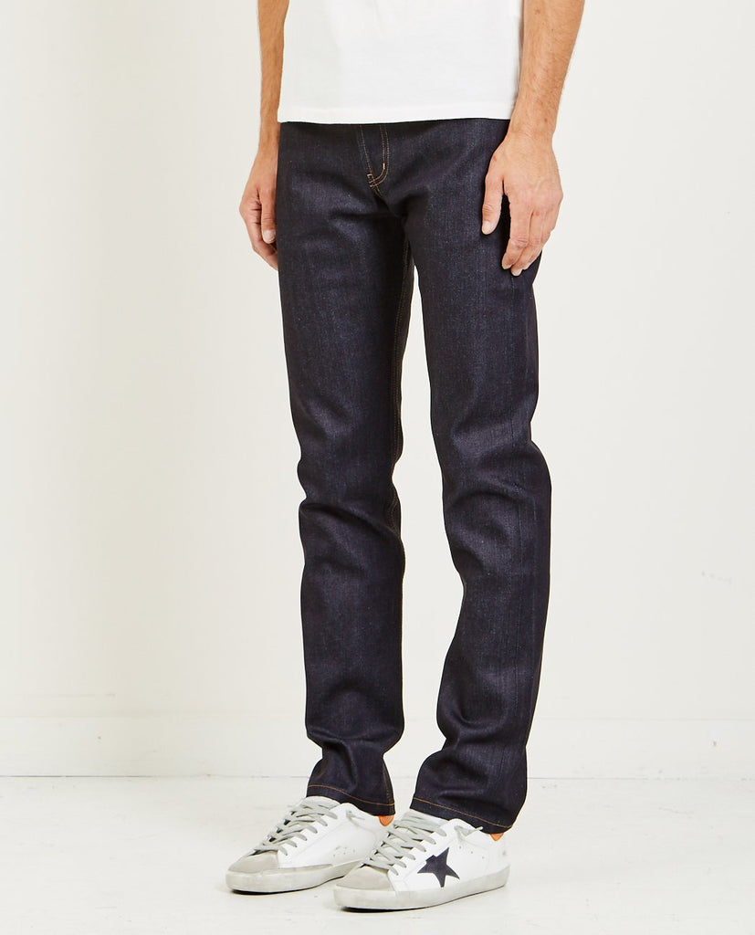 NAKED & FAMOUS-WEIRD GUY NIGHTSHADE STRETCH SELVEDGE JEAN-Men Skinny-{option1]