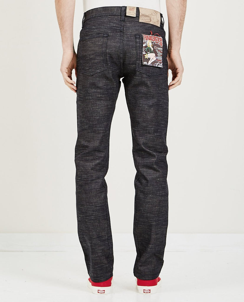 WEIRDGUY JEANS FRANKENSTEIN 4-NAKED & FAMOUS-American Rag Cie