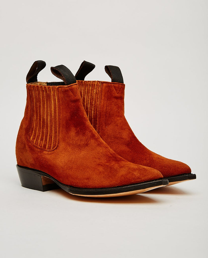 Welted Boot Cognac-CHAMULA-American Rag Cie