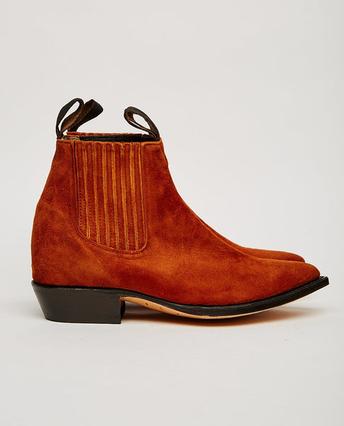CHAMULA Welted Boot Cognac