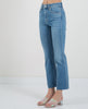 CQY-WES CROP JEAN DREAM-Women Bootcut-{option1]