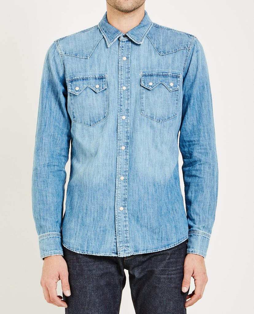 AR321-WESTERN WASHED SHIRT-Men Shirts-{option1]
