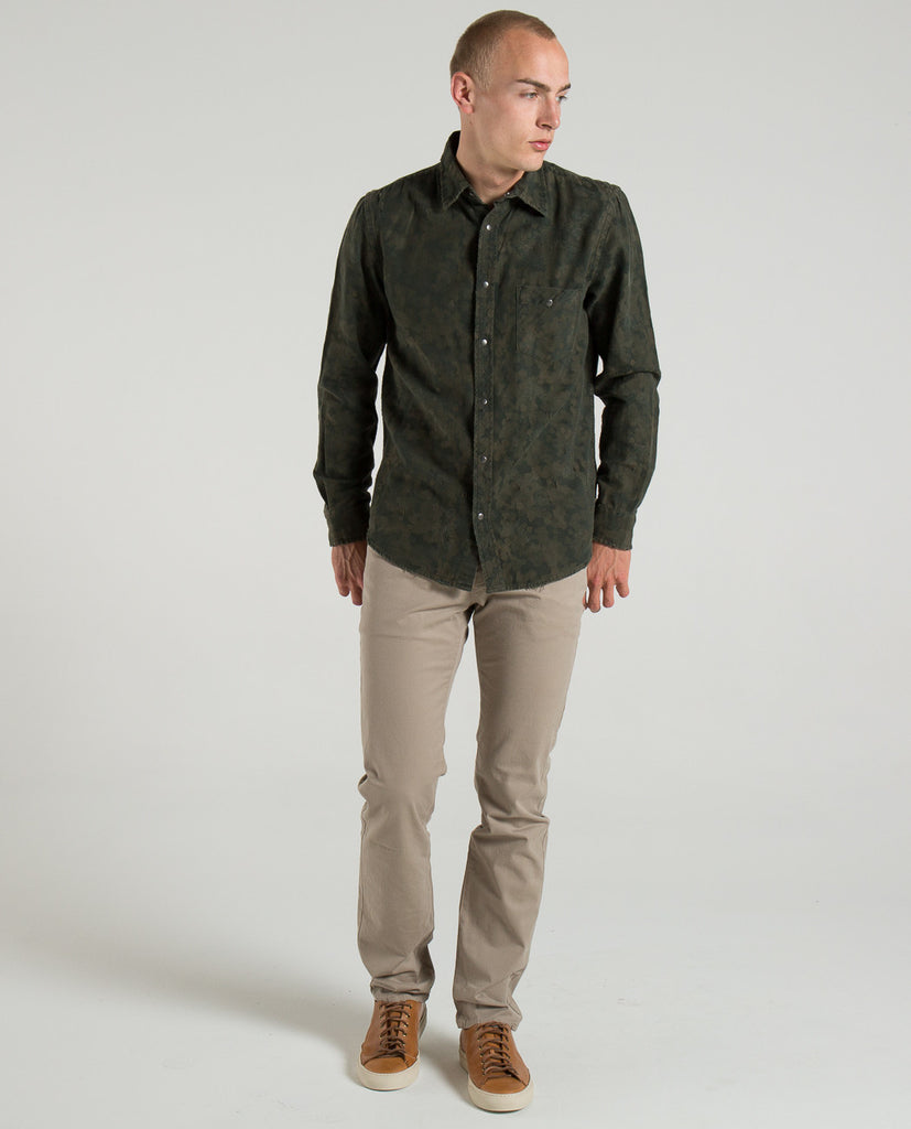 WESTON BUTTON UP SHIRT-HUDSON-American Rag Cie
