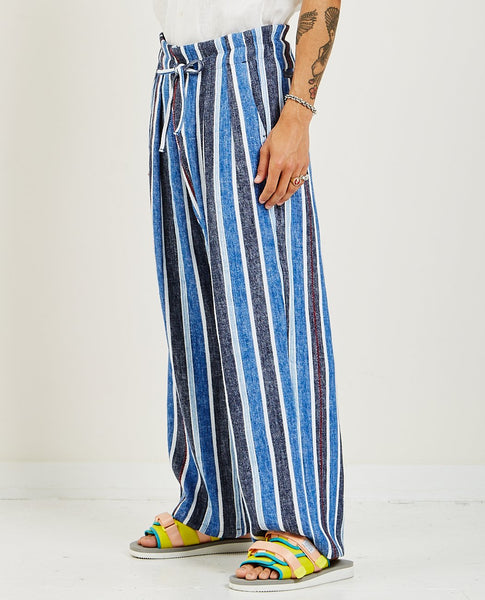 MONITALY Wide Drop Crotch Pants