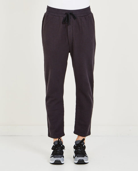 AR321 WIDE LEG CROPPED SWEATPANT