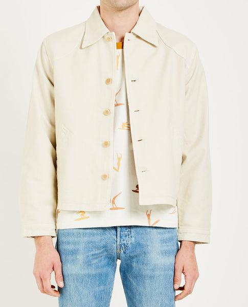 LEVI'S VINTAGE CLOTHING WIND REPELLENT JACKET FOG
