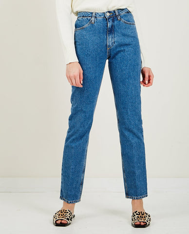 GANNI Washed Denim