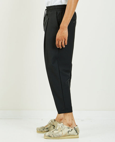 DROLE DE MONSIEUR Wool Cropped Pants