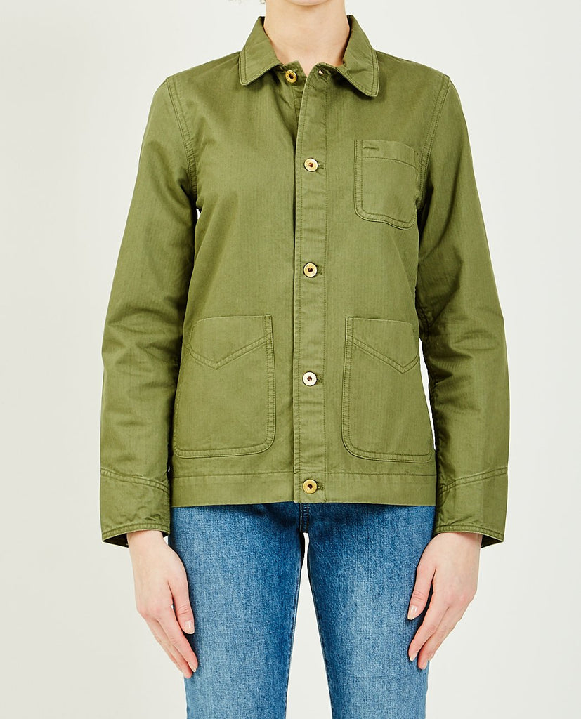 WORKERS JACKET-ALEX MILL-American Rag Cie