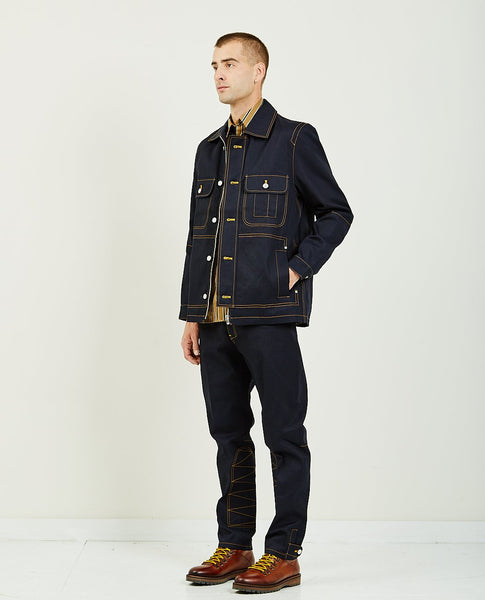 BAND OF OUTSIDERS WORKWEAR DENIM JACKET