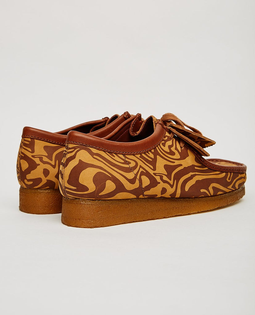 WU WEAR WALLABEE LO BROWN-CLARKS ORIGINALS-American Rag Cie