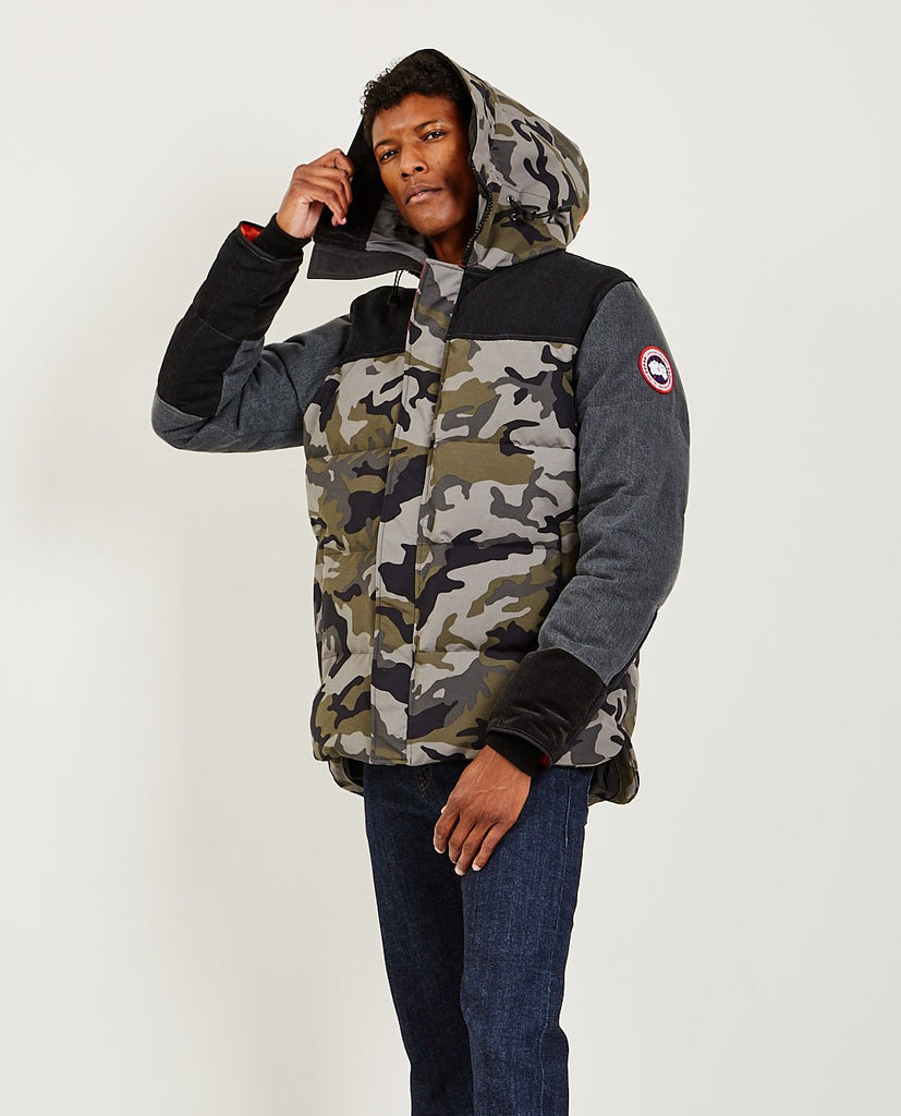 JUNYA WATANABE MAN-X Canada Goose Jacket-Men Coats + Jackets-{option1]