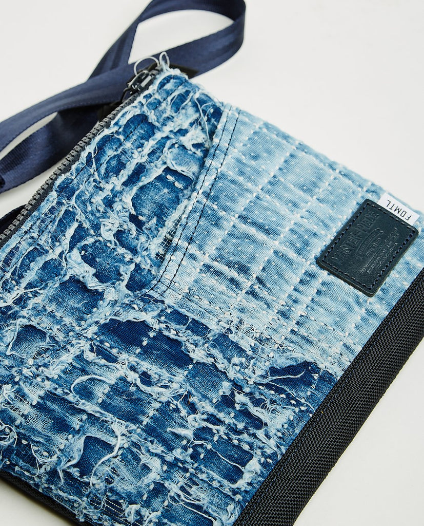 FDMTL-x master-piece Sashiko Sacosh-Men Bags-{option1]