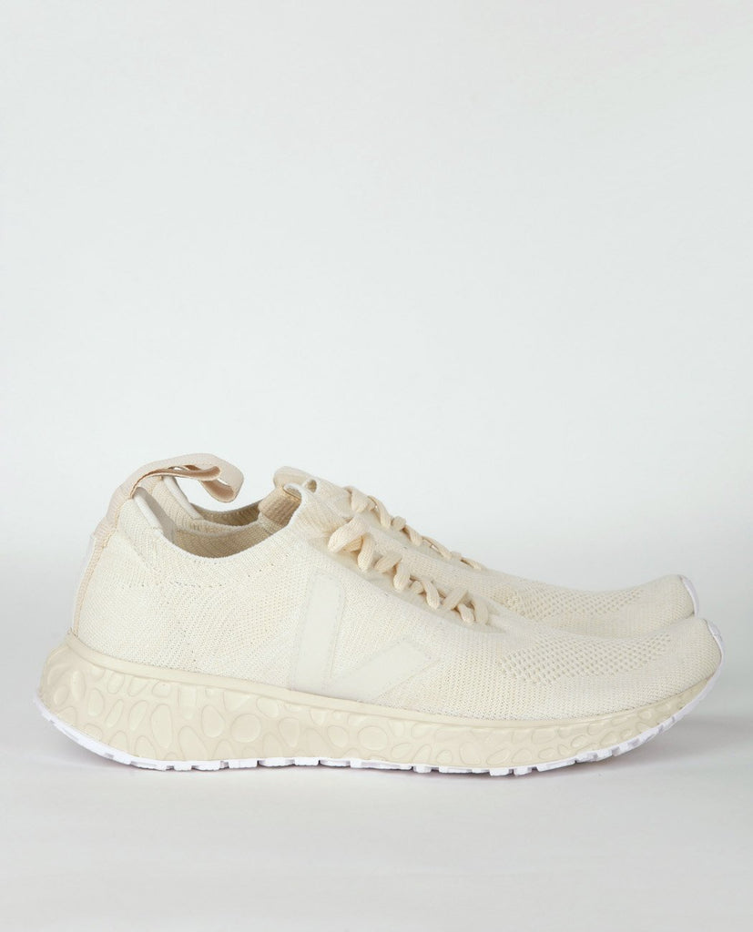 RICK OWENS DRKSHDW-x Veja Low Sock Off White-Men Sneakers + Trainers-{option1]