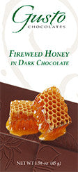 Gusto Fireweed Honey Bar