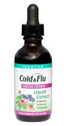 Cold & Flu Liquid Extract