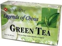 Green Tea Legends of China 100 Bags