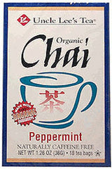 Organic Chai Pepp U.Lee Tea