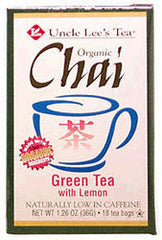 Organic Chai Green U.Lee Tea
