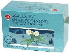 Ginger Snap Tea
